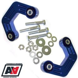 SuperPro Gear Linkage Support Bar Bushing Kit Front for 2000-2007 Subaru Impreza